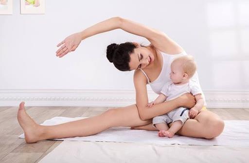 Πως θα χάσεις τα κιλά της εγκυμοσύνης!