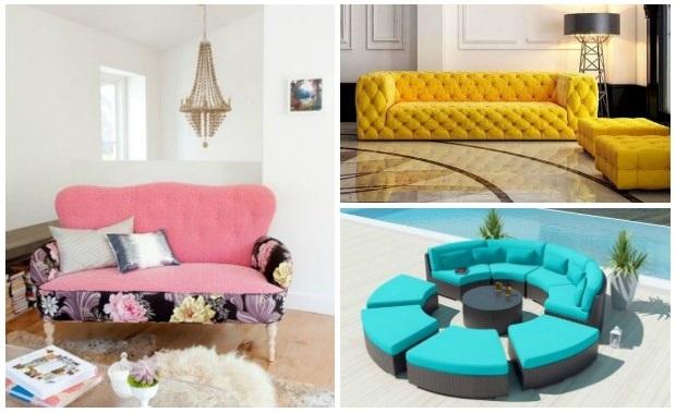 Εντυπωσιακοί καναπέδες εσωτερικού και εξωτερικού χώρου!
