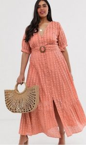 καλοκαιρινά φορέματα μεγάλα μεγέθη στήθος