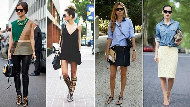 Πως να φορέσεις τα καλοκαιρινά σανδάλια με στιλ!