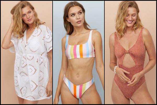 28 Υπέροχα γυναικεία μαγιό από τα H&M