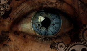 μάτι- μηχανικό ρολόι
