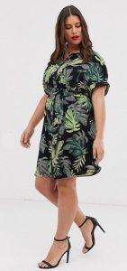 φορέματα τροπικά σχέδια 2019