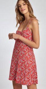 mini καλοκαιρινό φλοράλ φόρεμα