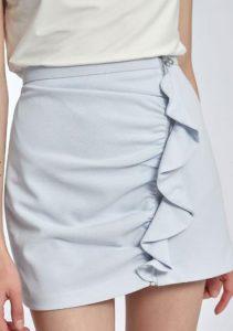 μίνι γυναικεία καλοκαιρινή φούστα