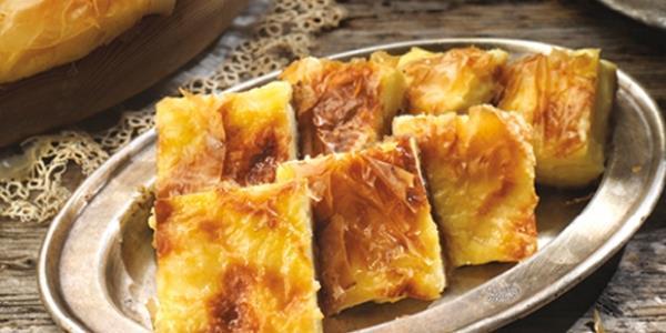 Παραδοσιακή και εύκολη συνταγή για γαλατόπιτα!