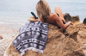 πετσετα θαλασσής