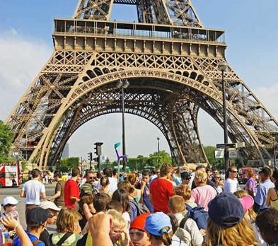 ρώμη καλοκαίρι τουρίστες κόσμος πλήθος πόλεις αποφύγεις καλοκαίρι