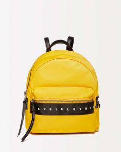 8fd3f1fcef sisley τσάντα back pack κίτρινη καλοκαιρινή collection