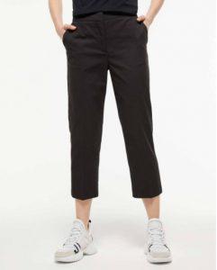 sisley παντελόνι μαύρο καλοκαιρινή collection
