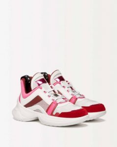 sisley αθλητικά sneakers s68 ροζ καλοκαιρινή collection