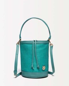 sisley τσάντα μπλε καλοκαιρινή collection