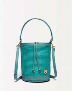 sisley τσάντα γαλάζια μπλε καλοκαιρινή collection