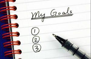 στόχοι χαρτί στυλό χωρίζω