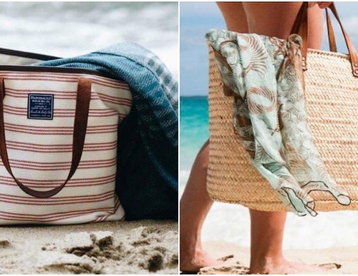6 Υπέροχα στυλ για τσάντα θαλάσσης που θα λατρέψεις!