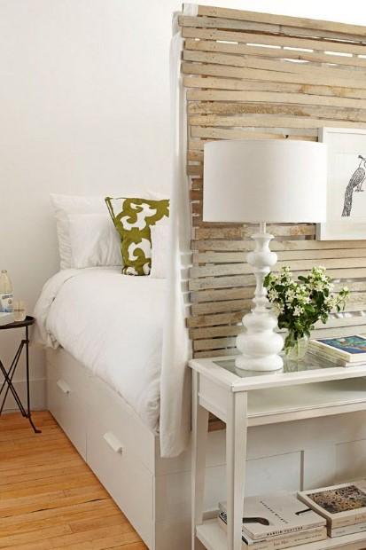 κρεβάτι αποθηκευτικό χώρο συρτάρια διακοσμήσεις μικρό υπνοδωμάτιο