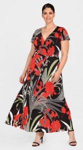 ζέρσεϊ φορέματα βαθύ ντεκολτέ