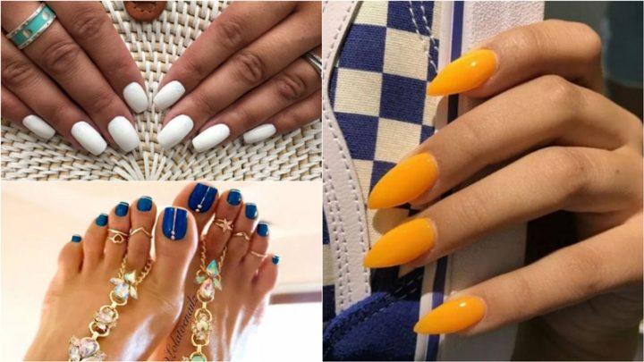 Τα must χρώματα νυχιών για το καλοκαίρι που πρέπει να δοκιμάσεις!