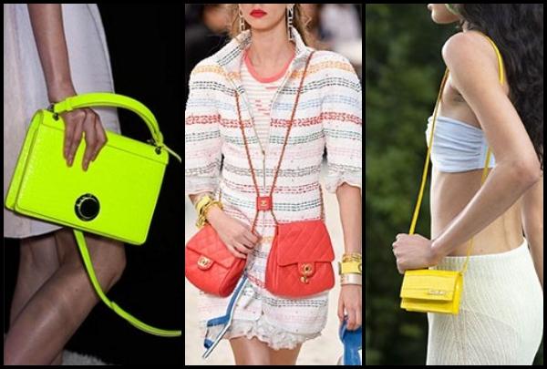 Ποια χρώματα στις τσάντες είναι στη μόδα το καλοκαίρι!