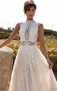 collection νυφικών φορεμάτων galia lahav 2019