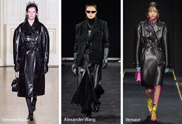 τάσεις μόδας γυναικεία παλτό 2020