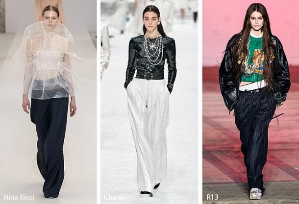 trends γυναικεία παντελόνια χειμώνας 2020