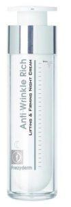 frezyderm anti wrinkle rich creme για ενυδάτωση προσώπου γυναικών άνω των 40
