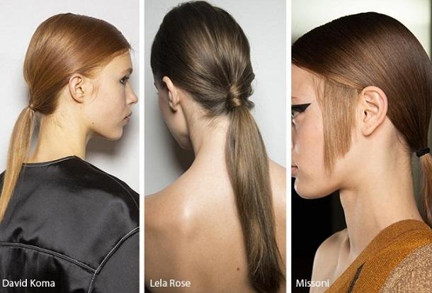casual χτενίσματα μακριά μαλλιά χειμώνας 2020