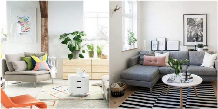 7 Tips για το ιδανικό καθιστικό σε μικρό διαμέρισμα!