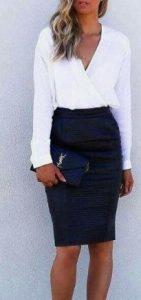 εφαρμοστή γυναικεία φούστα