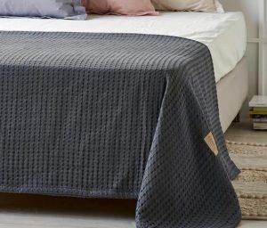 μονή κουβέρτα πικέ