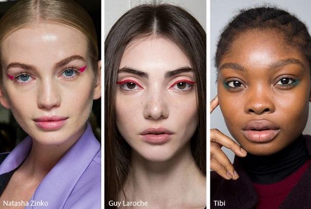 νεανικό μακιγιάζ για τον χειμώνα 2020