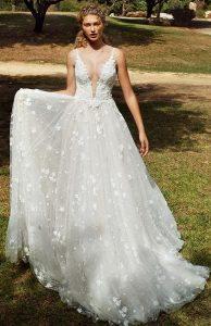νυφικά φορέματα οίκος μόδας galia lahav