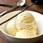 παγωτό βανίλια