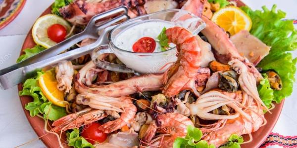 Συνταγή για πεντανόστιμη πιατέλα από θαλασσινά!