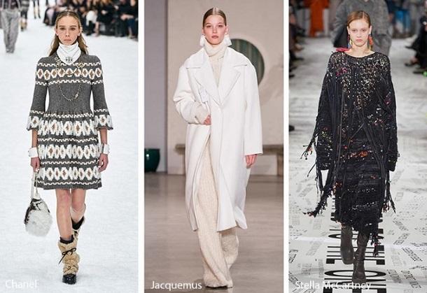 πλεκτά μάλλινα γυναικεία ρούχα 2020