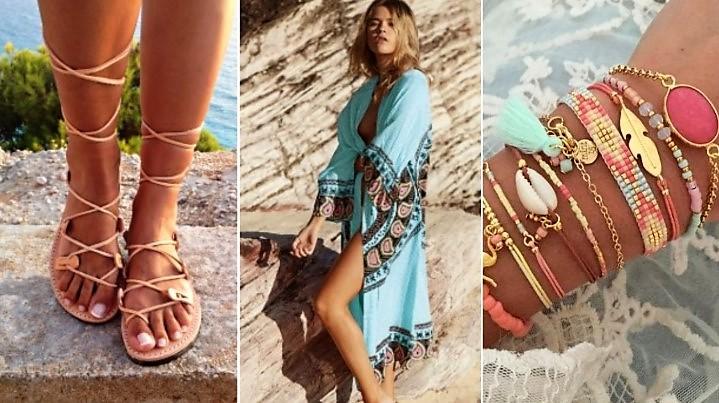 5 Ρούχα- αξεσουάρ που πρέπει να πάρεις στις διακοπές σε νησί!