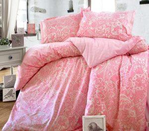 ροζ υπέρδιπλα σεντόνια