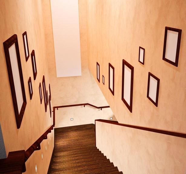 σκάλα υπόγειο μεταμορφώσεις πίνακες φως