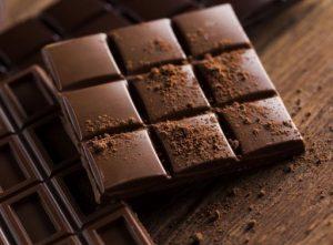 μπάρες σοκολάτας