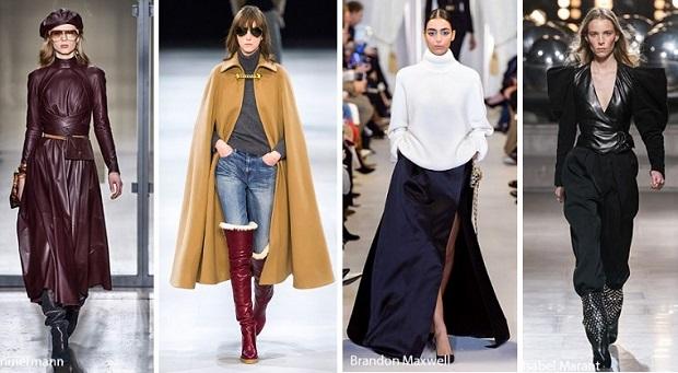 Ποια γυναικεία ρούχα είναι στη μόδα τον Χειμώνα 2019-2020