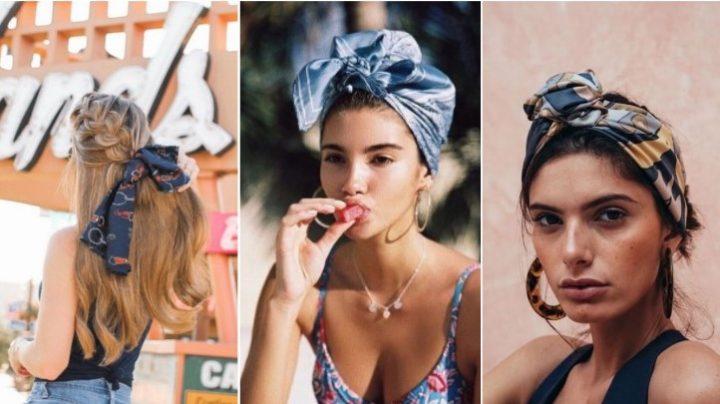 8 Τρόποι να φορέσεις την κορδέλα στα μαλλιά σου το καλοκαίρι!