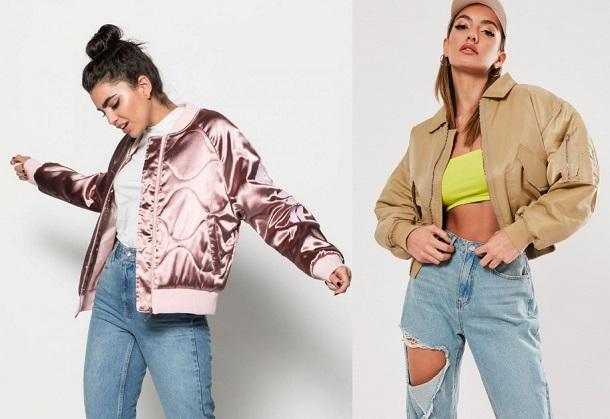 μοντέρνα γυναικεία μπουφάν 2020