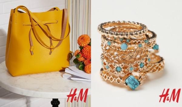 20 Τσάντες και κοσμήματα H&M για μοντέρνες γυναίκες!