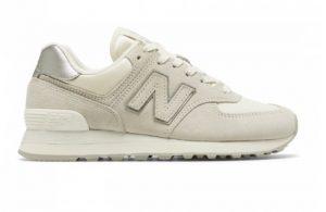 μπεζ με άσπρο αθλητικά παπούτσια suede