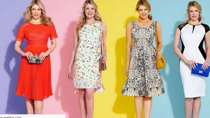 Ποιο φόρεμα ταιριάζει σε κάθε σωματότυπο!