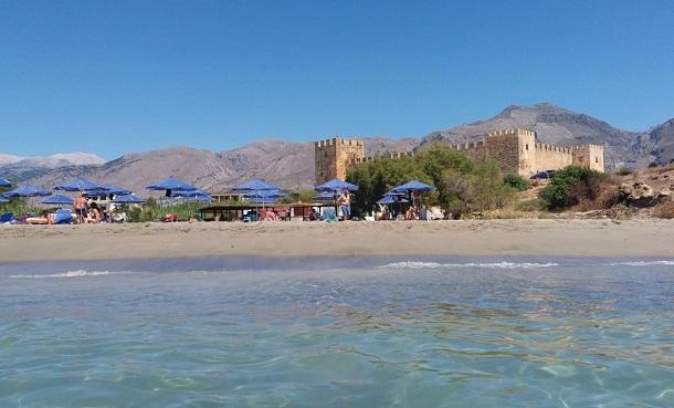 καλοκαιρινές διακοπές Κρήτη