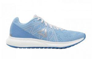 γαλάζιο αθλητικό για τρέξιμο άσπρη σόλα