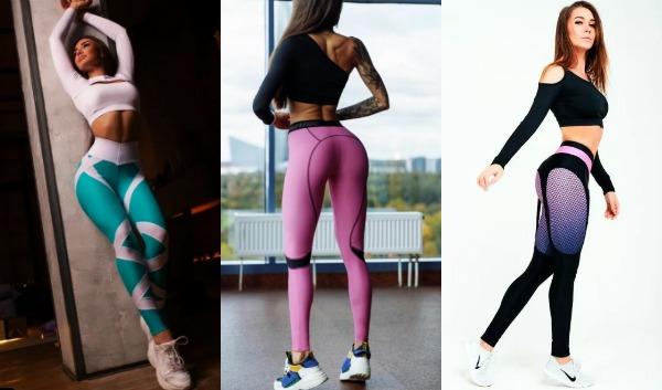 μοντέρνα γυναικεία αθλητικά κολάν online