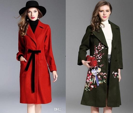 τάσεις μόδας παλτό 2020